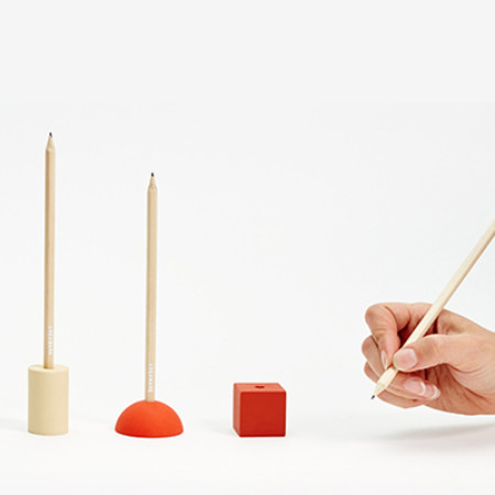 Eraser Pencil Stands