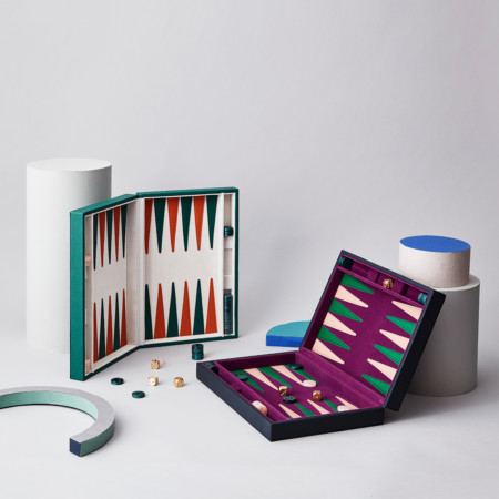 Luxe Backgammon Set