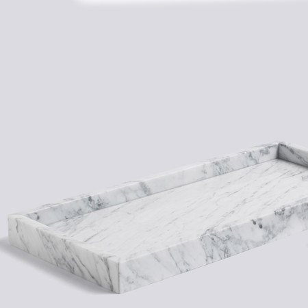 Solid Marble Tray
