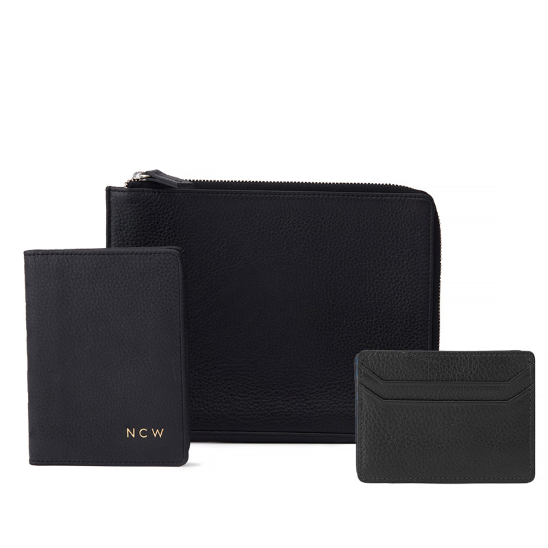 Travel Pouch Black 1200