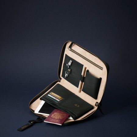 Tech Travel Folio