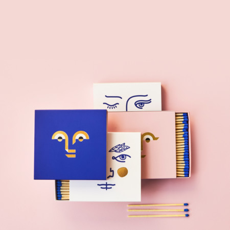 Greek-inspired Matches