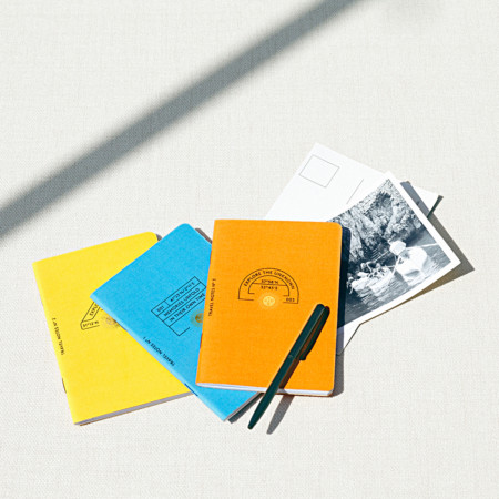 Travel Notebooks (Set of 3)