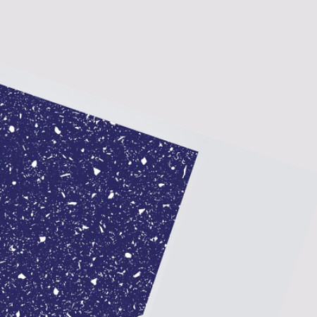 Navy and White Fragment Gift Wrap