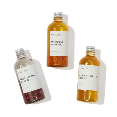 Narloa Body Oils