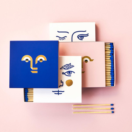 Octaevo Greek-inspired Matches