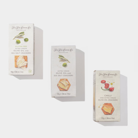 Fine Cheese Company Biscuits
