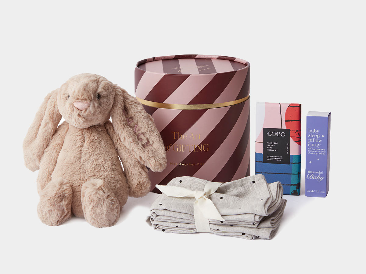 2. THE ESSENTIAL NEW BABY HAMPER