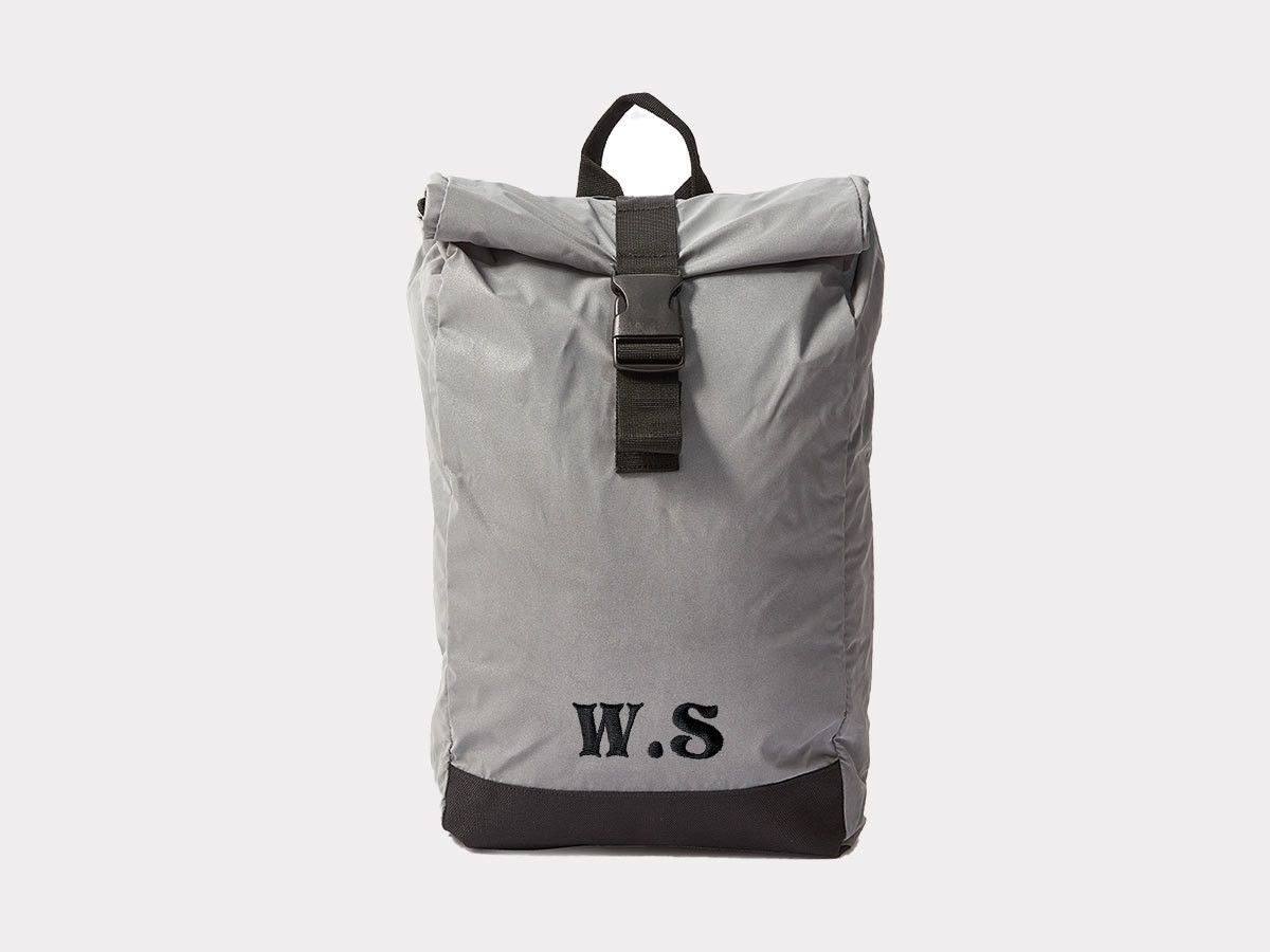 7. ROLL TOP BACKPACK